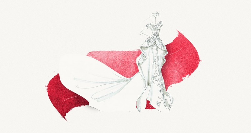 The Marchesa Bridal Capsule Collection for St. Regis Hotels & Resorts-India