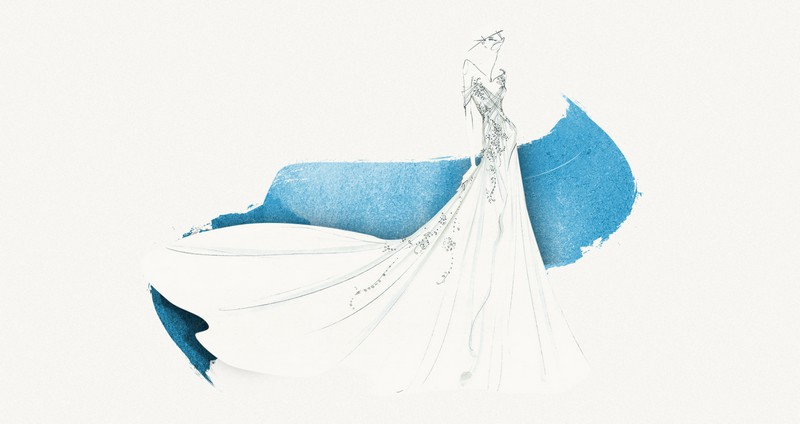 The Marchesa Bridal Capsule Collection for St. Regis Hotels & Resorts-Punta Mita