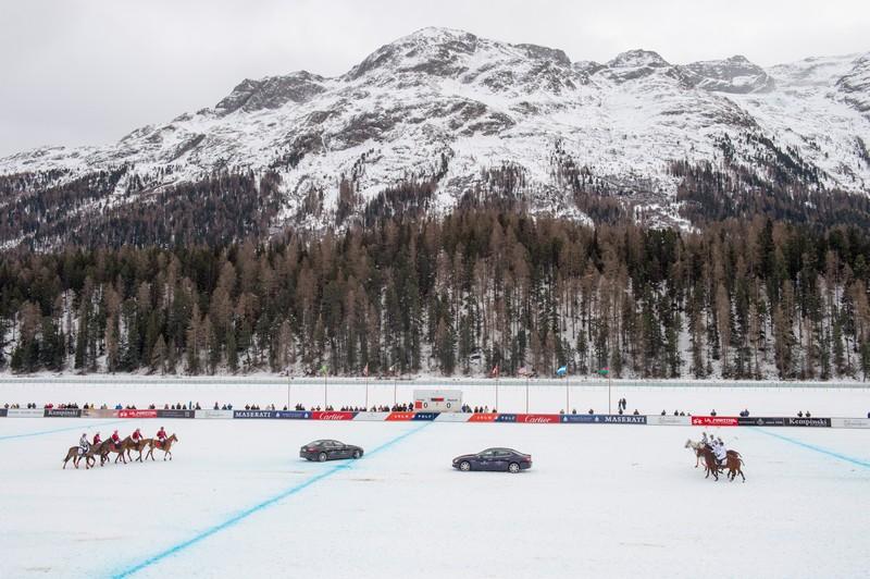 Polo World Cup on Snow St.Moritz 2016