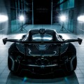 The McLaren P1 GTR production-intent model to premiere at the 85th Geneva -001