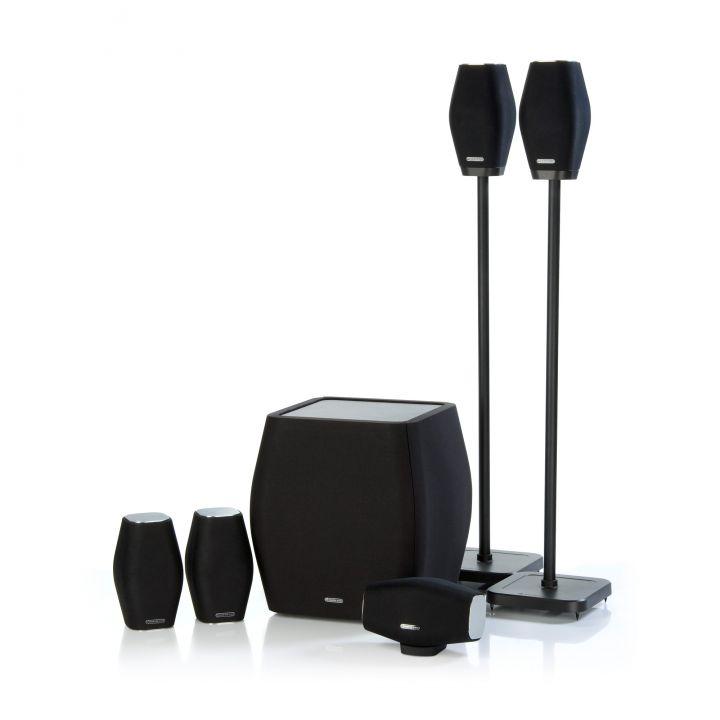 The Monitor Audio MASS
