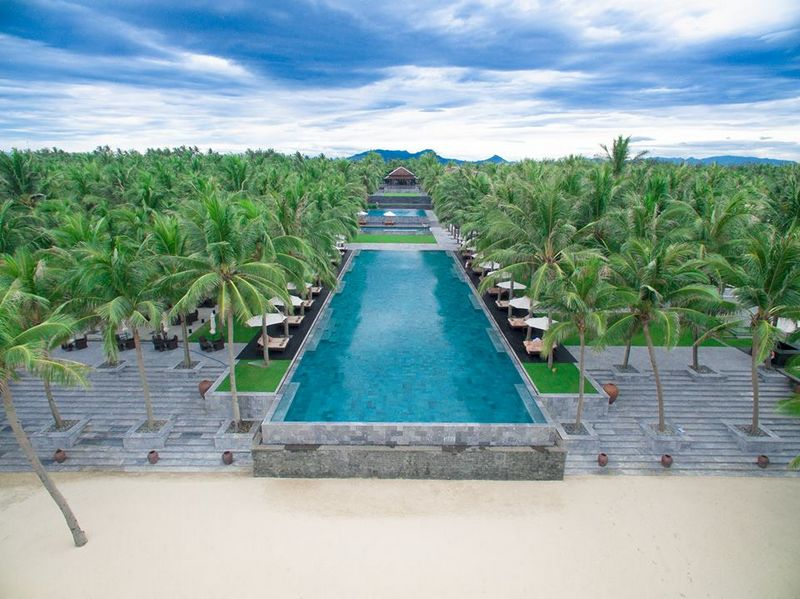 The Nam Hai Hoi An private retreat