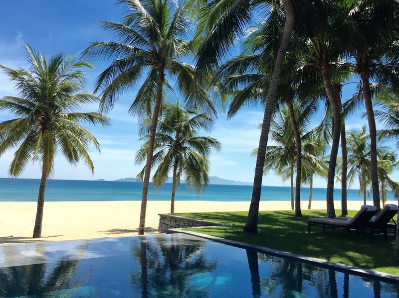 The Nam Hai Hoi An resort ext