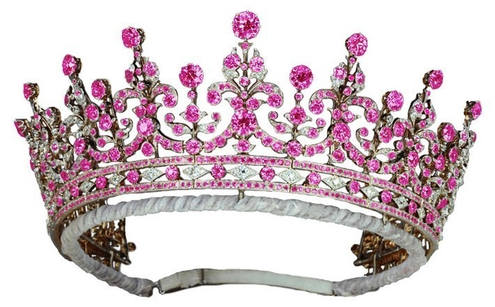 The Natural Sapphire Company of New York - tiara