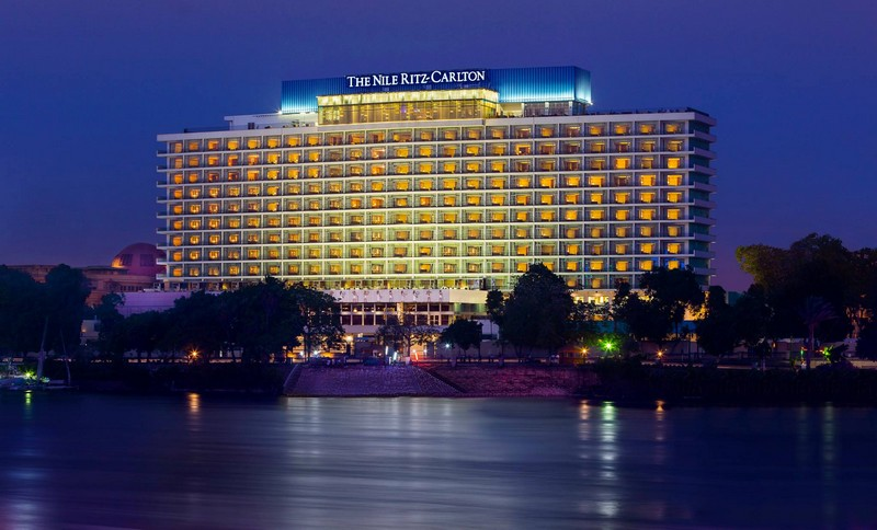 The Nile Ritz-Carlton Hotel Opening October 2015