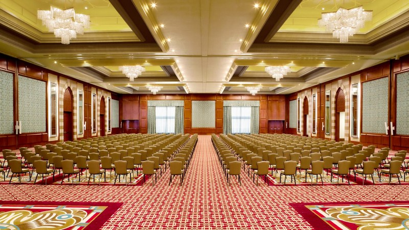 The Nile Ritz-Carlton Hotel _MICE
