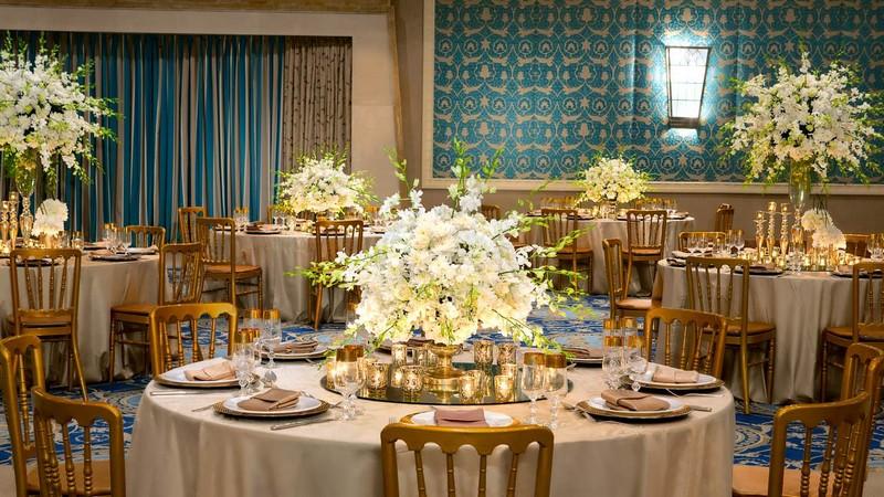 The Nile Ritz-Carlton Hotel _restaurants