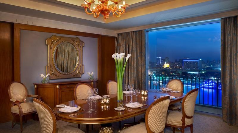 The Nile Ritz-Carlton Hotel _room1