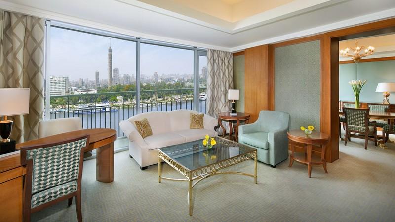 The Nile Ritz-Carlton Hotel _room3