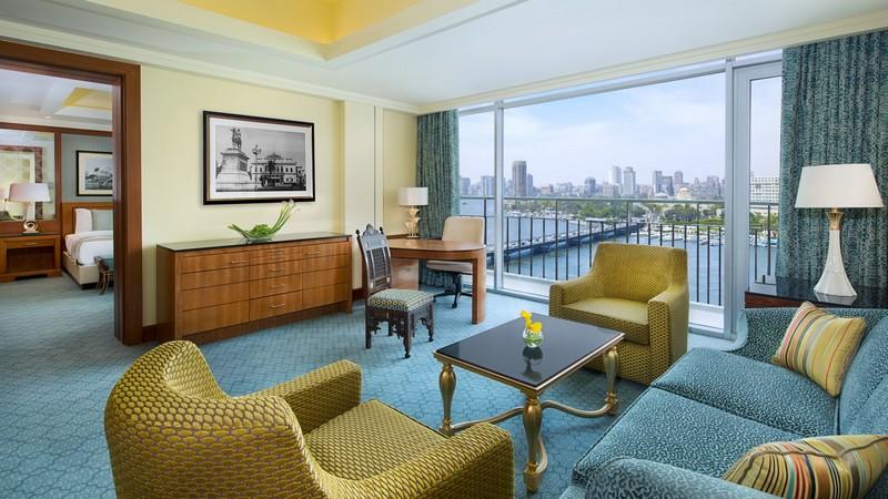 The Nile Ritz-Carlton Hotel _room4