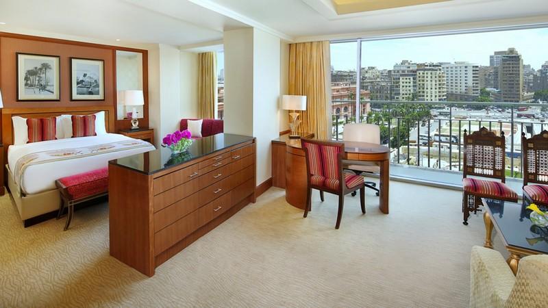 The Nile Ritz-Carlton Hotel _room5