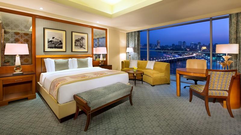 The Nile Ritz-Carlton Hotel _room6