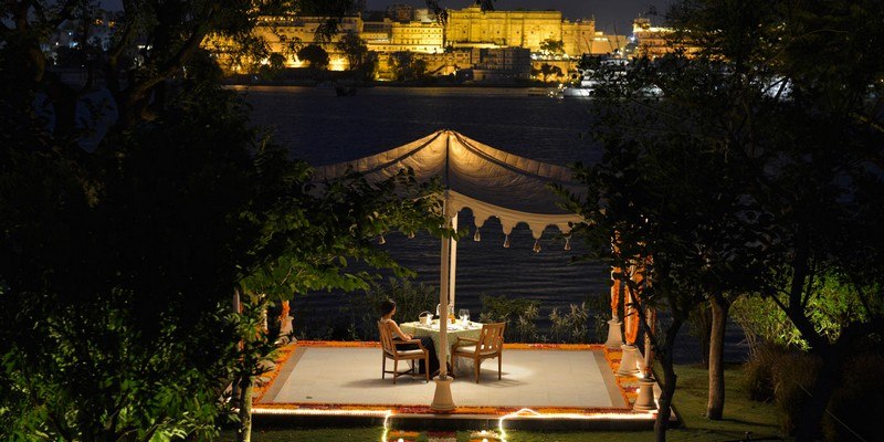 The Oberoi Udaivilas, Udaipur luxury hotel