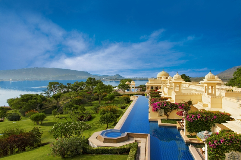 Oberoi Hotels & Resorts Voted the World's Best Hotel Brand at