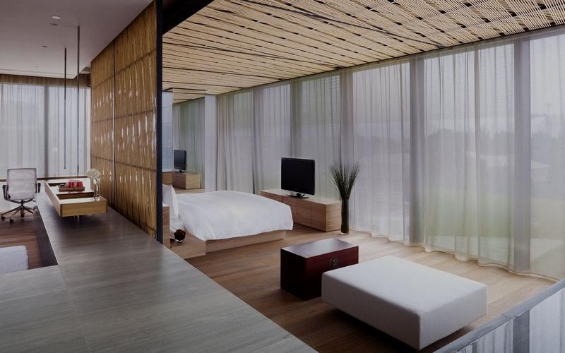The Opposite House Beijing-the bedroom