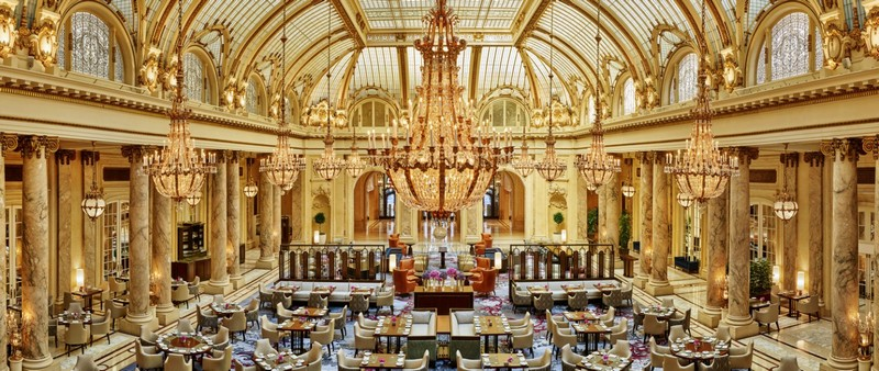 The Palace Hotel -  A newly renovated San Francisco icon unveiled 2015-0