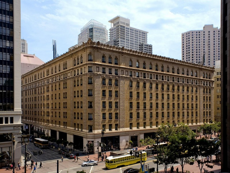 The Palace Hotel -  A newly renovated San Francisco icon unveiled 2015 - 2luxury2-