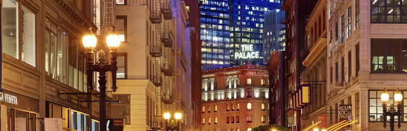 The Palace Hotel -  A newly renovated San Francisco icon unveiled 2015 - 2luxury2-2