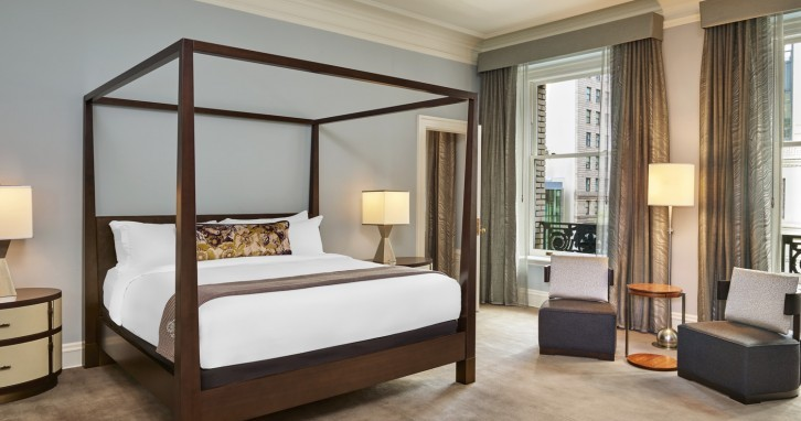 The Palace Hotel -  A newly renovated San Francisco icon unveiled 2015 - 2luxury2-4
