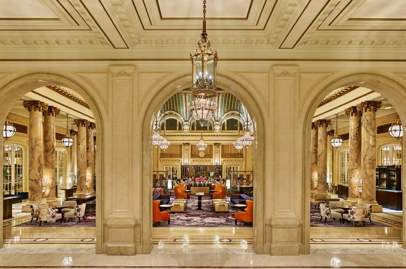 The Palace Hotel -  A newly renovated San Francisco icon unveiled 2015 - 2luxury2