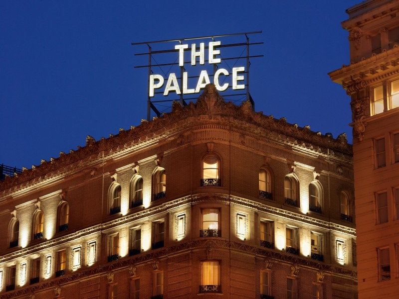 The Palace Hotel -  A newly renovated San Francisco icon unveiled 2015