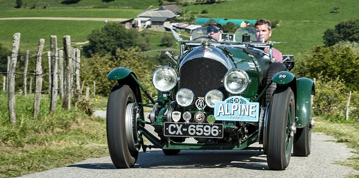 The Peking to Paris Motor Challenge -