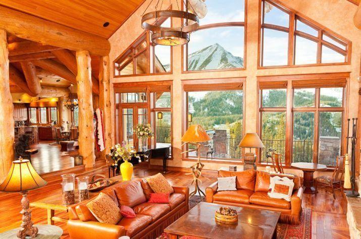 The Pinnacle Big Sky, Montana interior