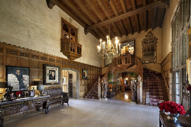 The Playboy Mansion sold