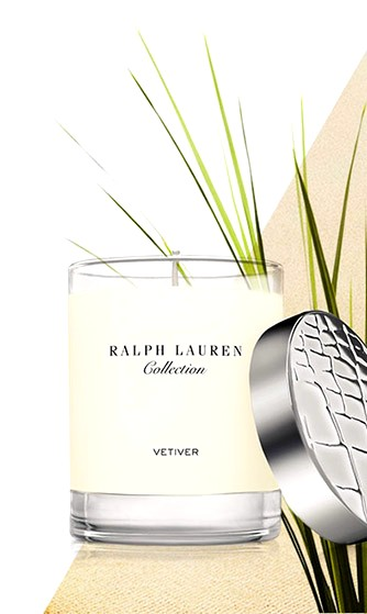 The Ralph Lauren Collection Fragrances - Vetiver candle - 2luxury2 com