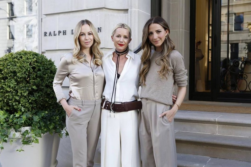 The Ralph Lauren Collection Fragrances launch 2016 NYC RL flaghship