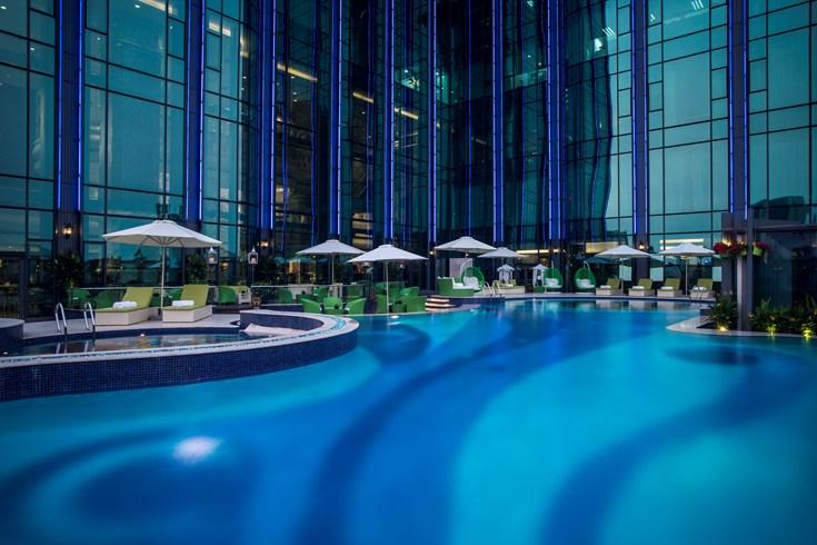 The Reverie Saigon, Ho Chi Minh City, Vietnam-The Swimming Pool