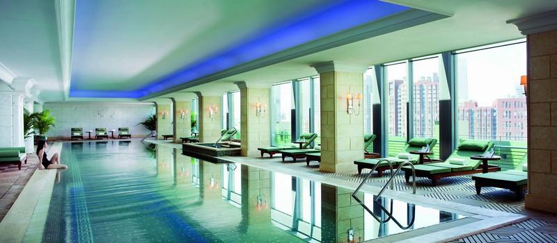The Ritz-Carlton, Pool beijing