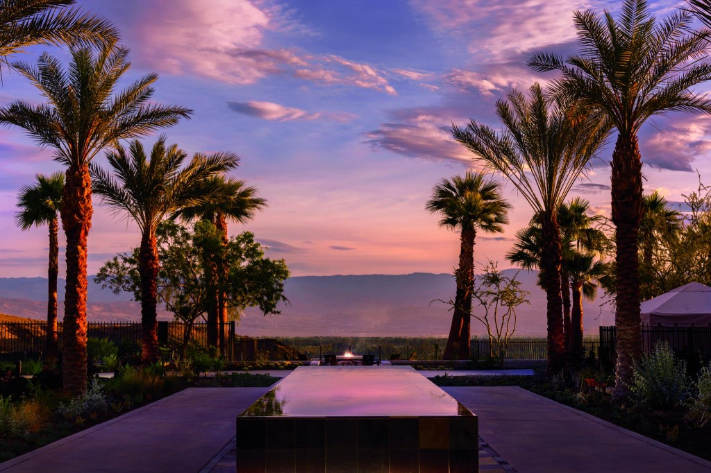 Southern California Luxury Resorts: Desert Chic In Southern California