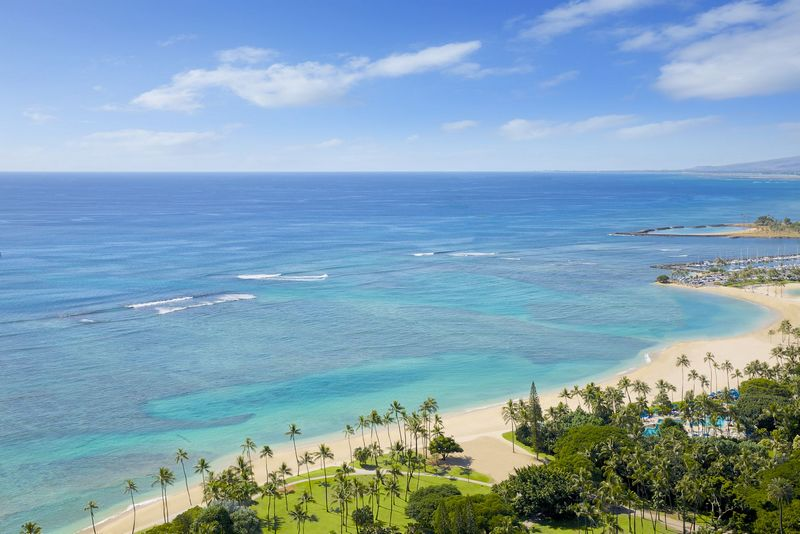 The Ritz-Carlton Residences, Waikiki Beach residences
