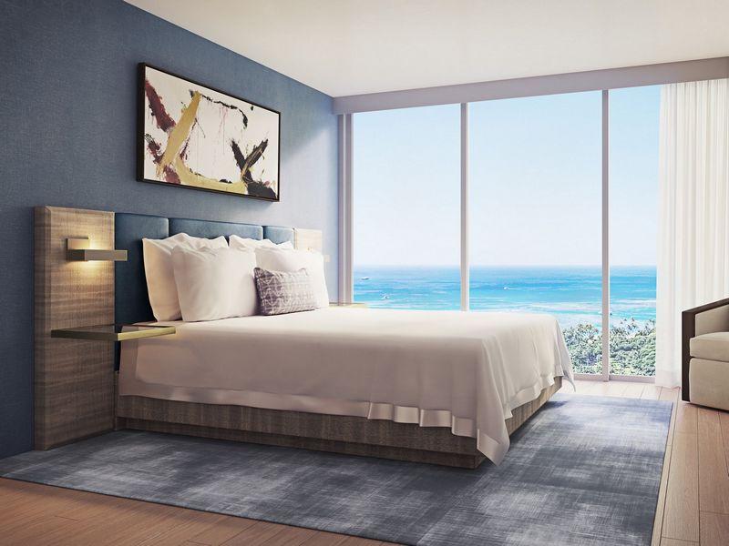 The Ritz-Carlton Residences, Waikiki Beach-rooms