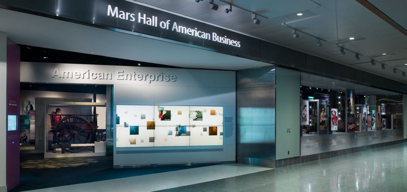 The Smithsonian's National Museum of American History -