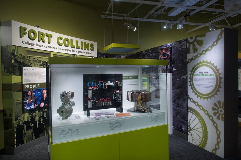 The Smithsonian's National Museum of American History - Fort Collins