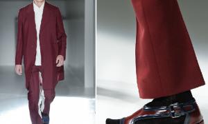 The Sock & Sandal Look by Prada