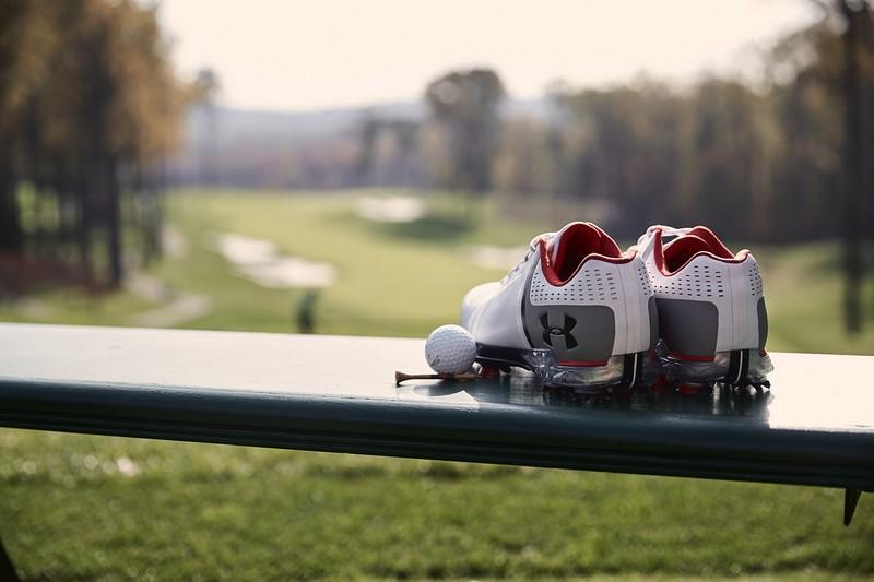 The Spieth One - Jordan Spieth's First Signature Golf Shoe 2017