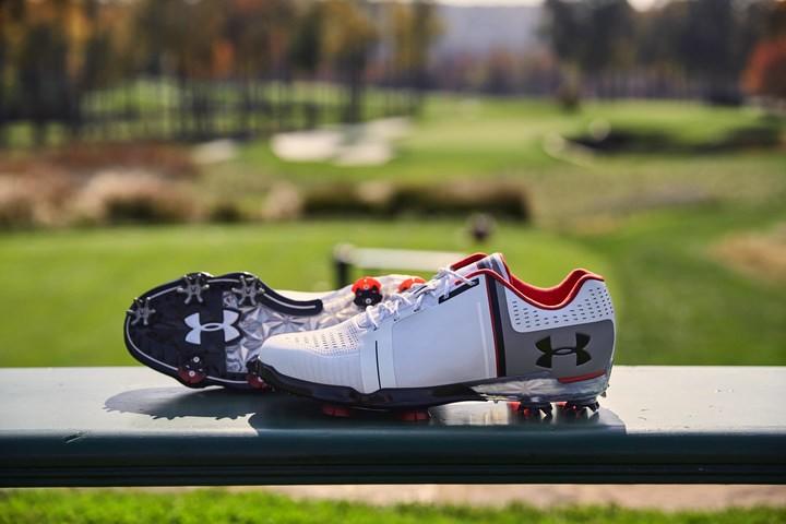 The Spieth One - Jordan Spieth's First Signature Golf Shoe
