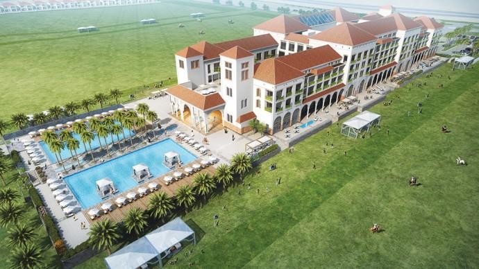 The St. Regis Dubai Al Habtoor Polo Resort & Club