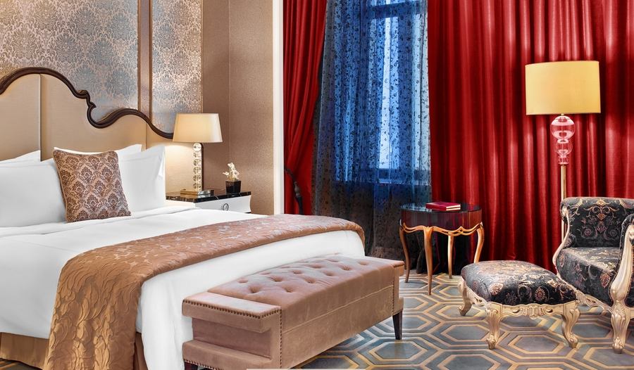 The St. Regis Moscow Nikolskaya-astor suite