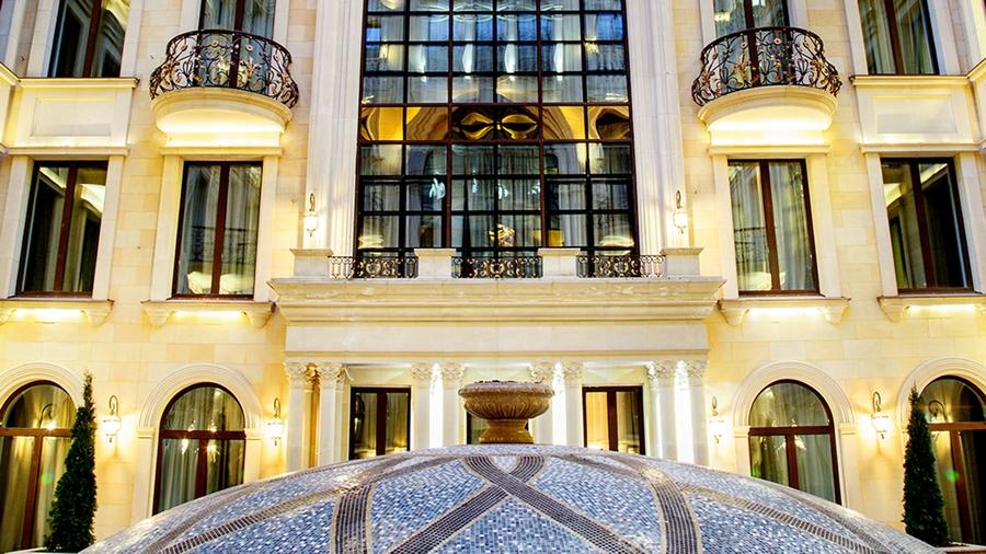 The St. Regis Moscow Nikolskaya-ext
