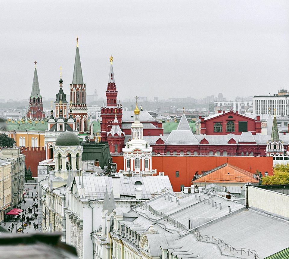 The St. Regis Moscow Nikolskaya-view