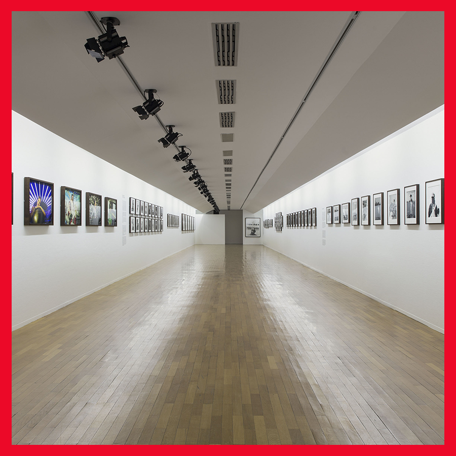 The Stardust Exhibition by David Bailey _ MIlan PAC 2015--