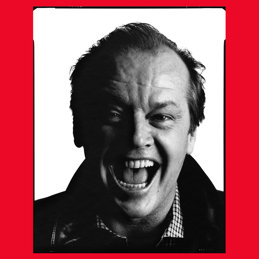 The Stardust Exhibition by David Bailey _ MIlan PAC 2015-Jack Nicholson, 1984