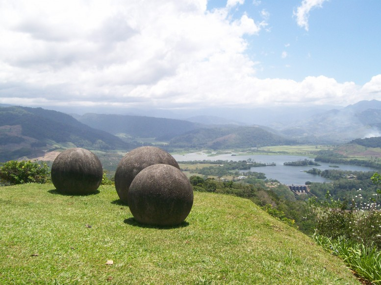 The Stone Spheres of the Diquis Costa Rica-