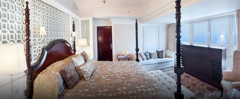 The Taj MahalPalace hotel- the tata suite-