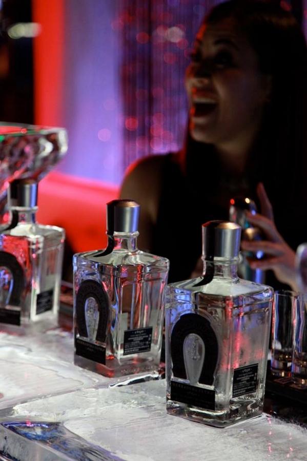 The Tequila Herradura lounge 2015-