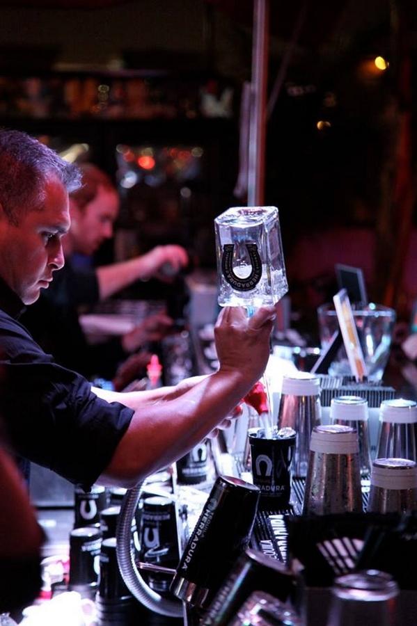 The Tequila Herradura lounge 2015--